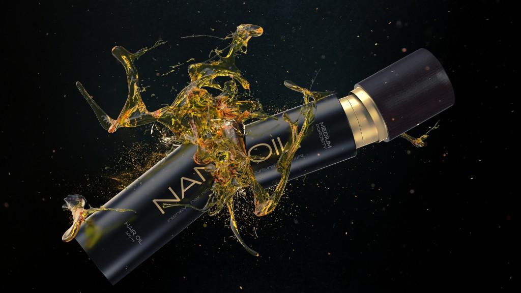 Aceite nanoil